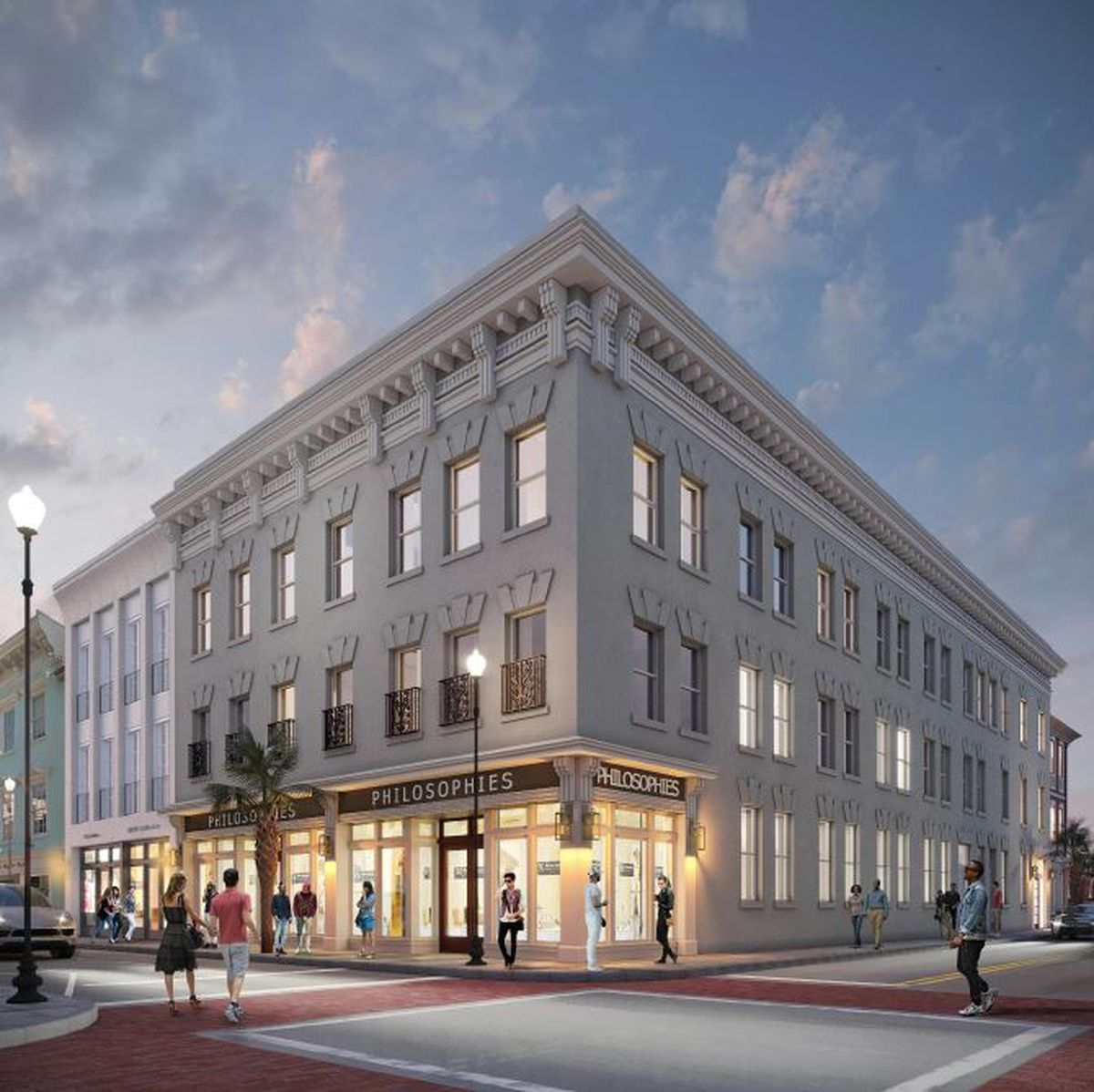 King St Charleston Sc: New Hotel Could Be Coming To Downtown Charleston