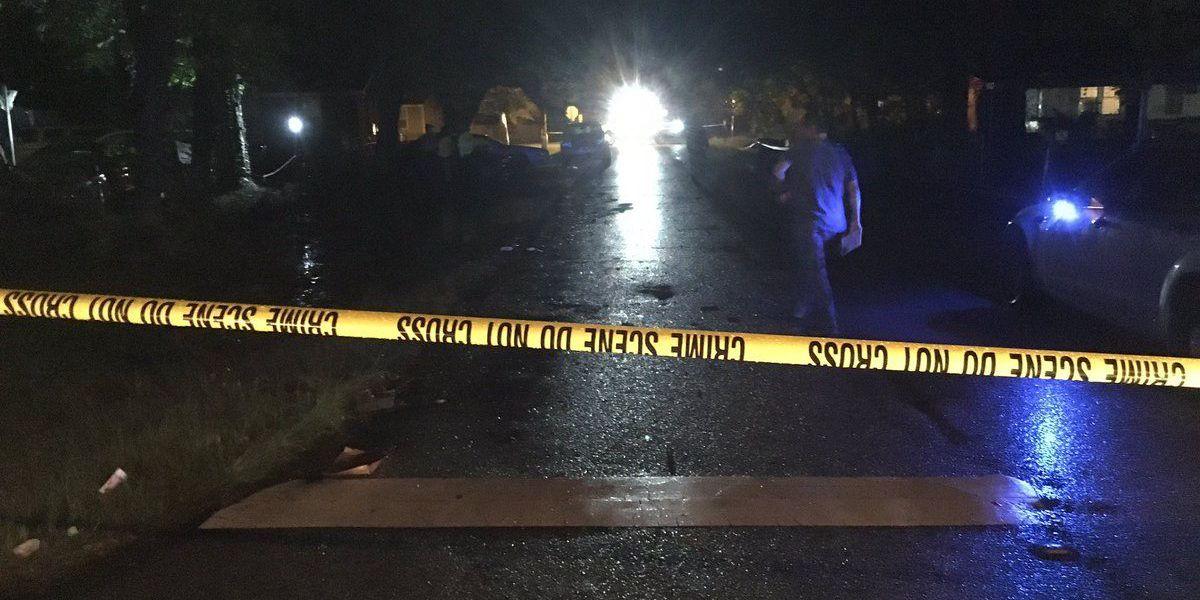 Police: N. Charleston shooting victim has died