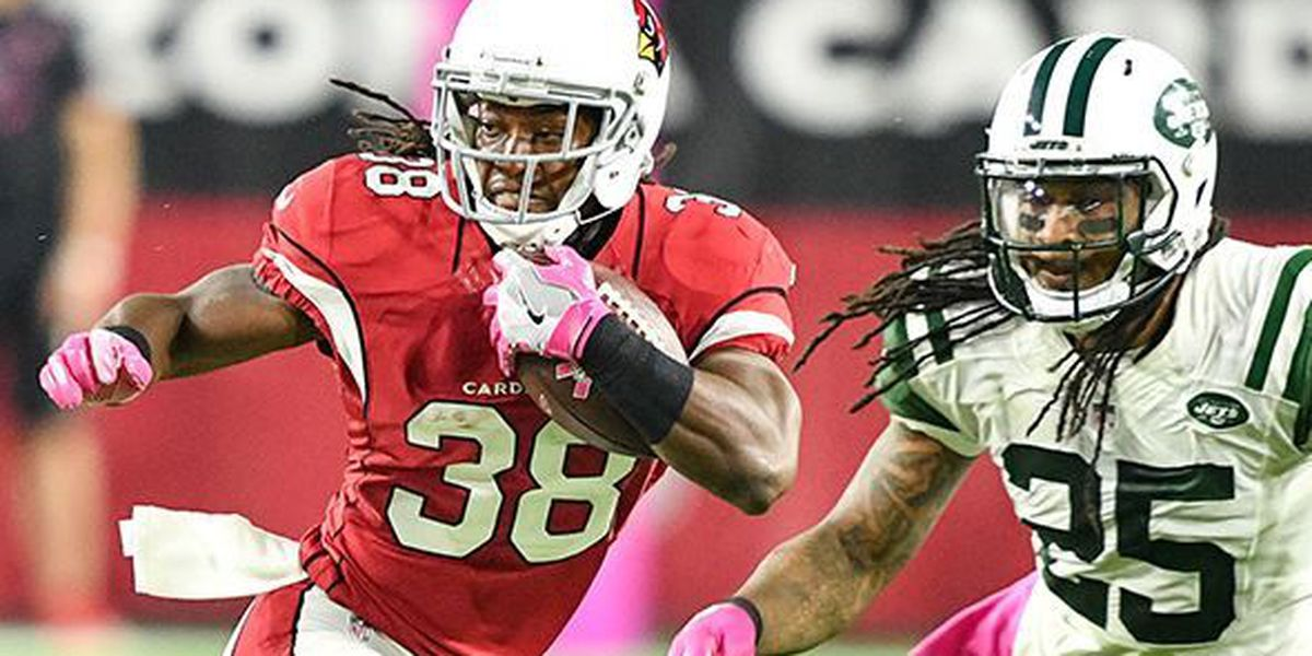 Andre Ellington claimed by Texans