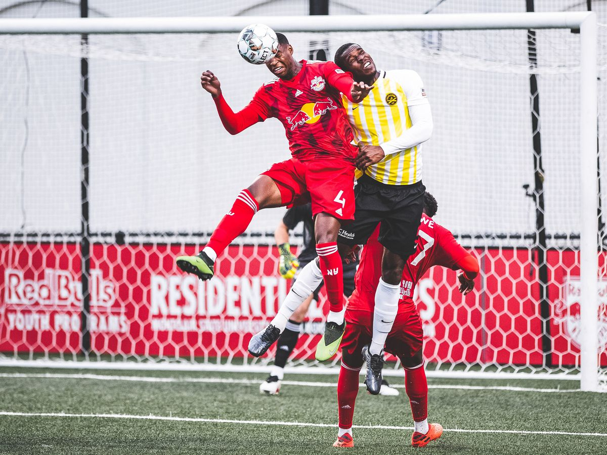 Battery Secure a Point in 1-1 Draw with New York