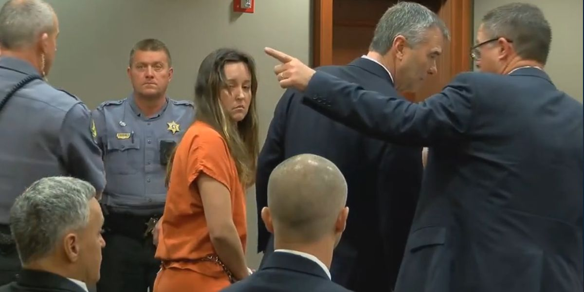 Judge denies bond for woman charged in 'Baby Boy Horry' cold case