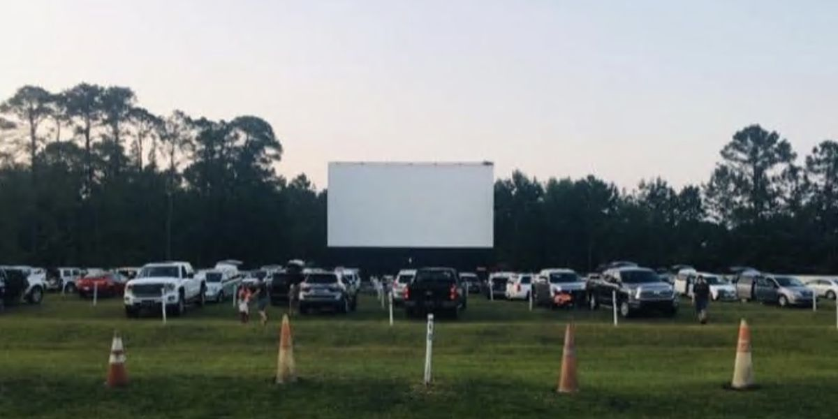 Lowcountry moviegoers turn to drive-in as other places go dark