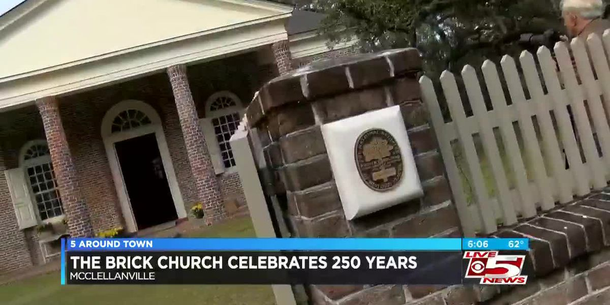 VIDEO: The Brick Church celebrates 250 years
