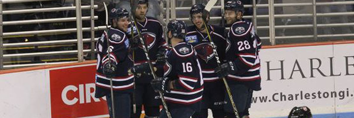 Stingrays Hold Glads to 16 Shots in 4-2 Win