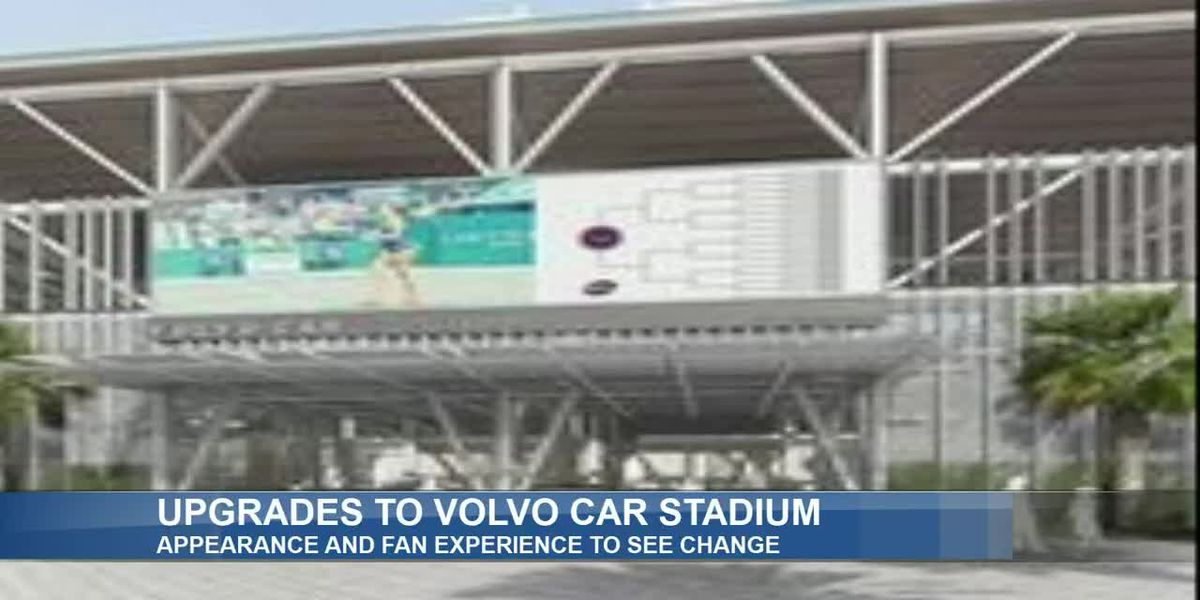 LIVE 5 ALERT DESK: Volvo Cup Stadium to see renovations