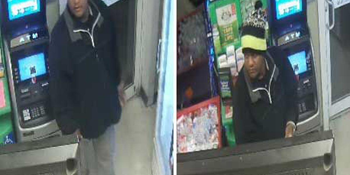 Charleston police arrest man suspected of cellphone theft