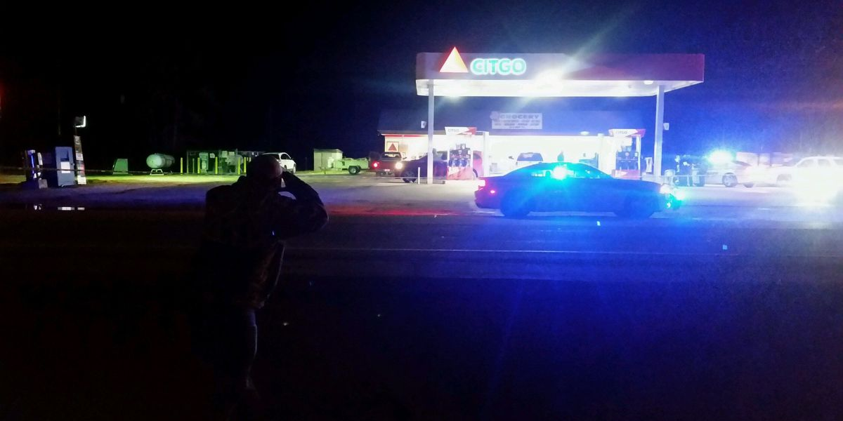 Authorities investigating reported armed robbery at Ridgeville gas station