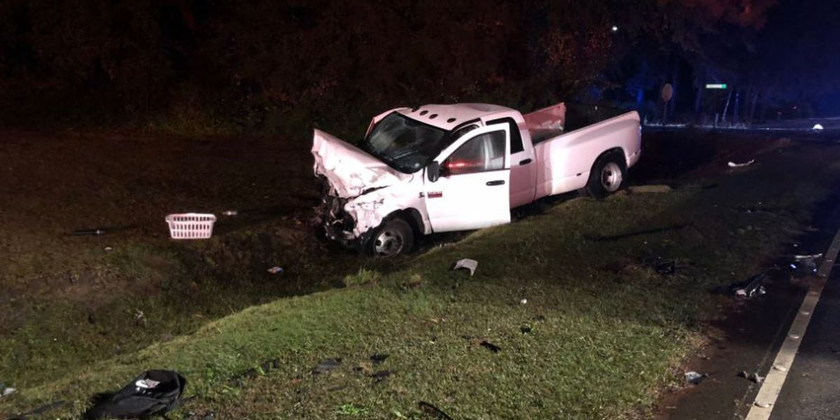 SCHP: One dead in Williamsburg Co. crash