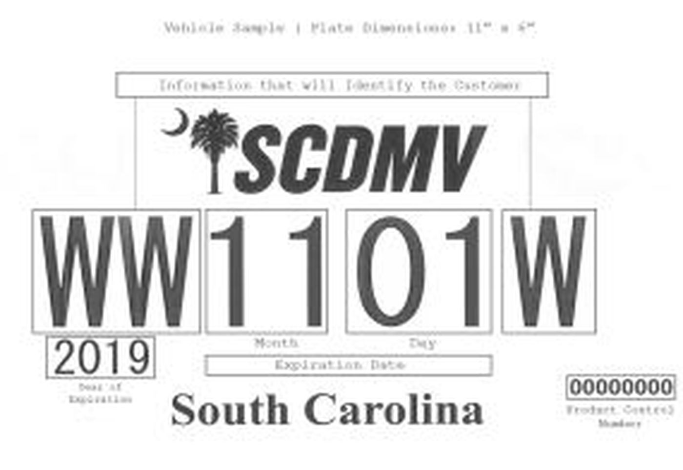 SC roadways will see a noticeable change in temporary