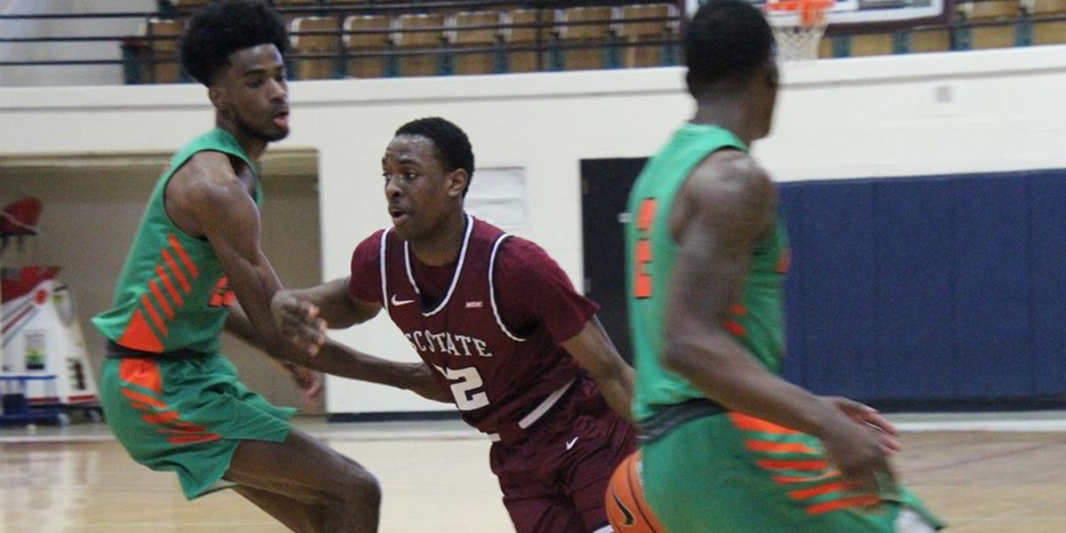 Rideau Jr. carries SC State to 1st win of season