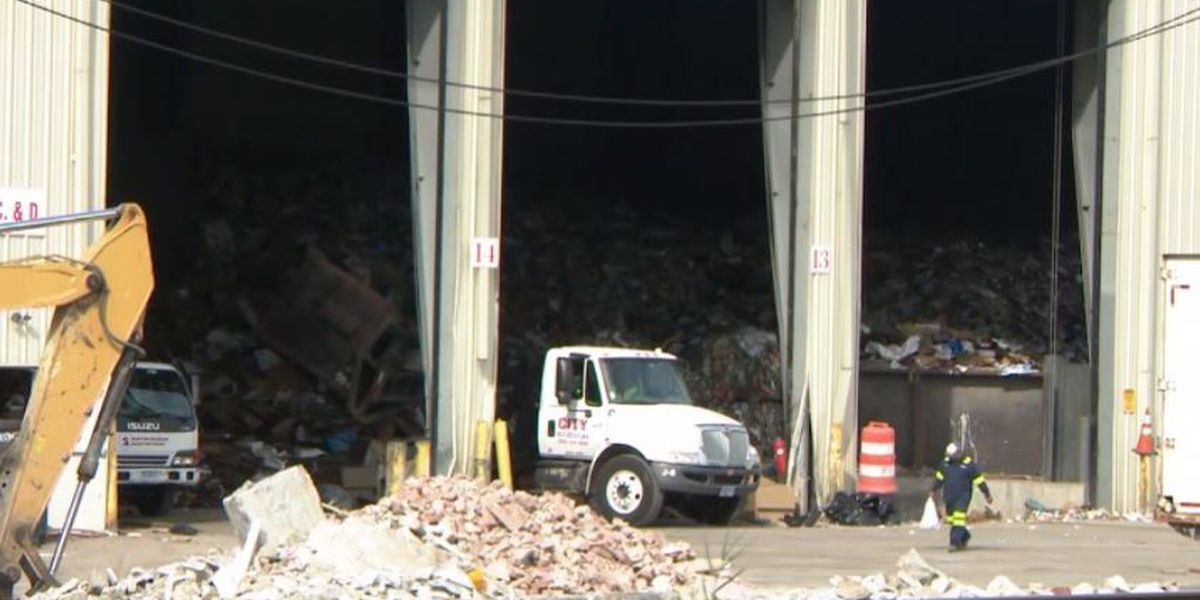 Newborn found dead at CT garbage facility