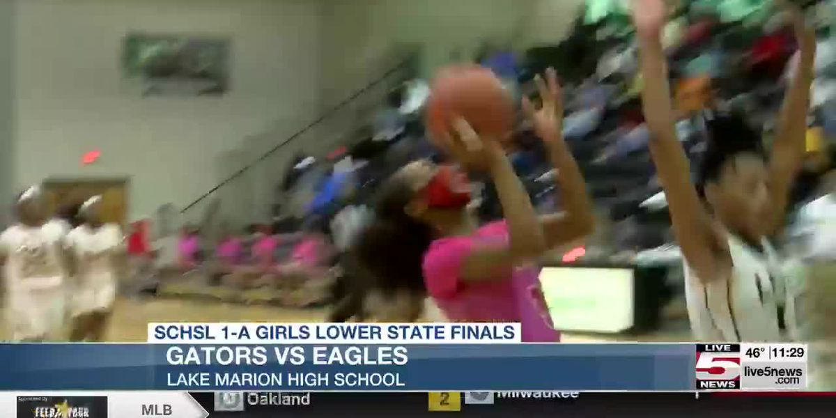 VIDEO: Military Magnet girls advance to state finals with win over Estill