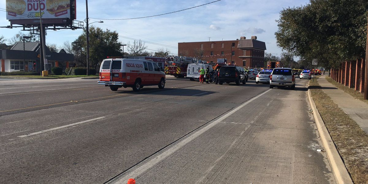 Coroner identifies man killed in multi-vehicle accident on Rivers Ave.