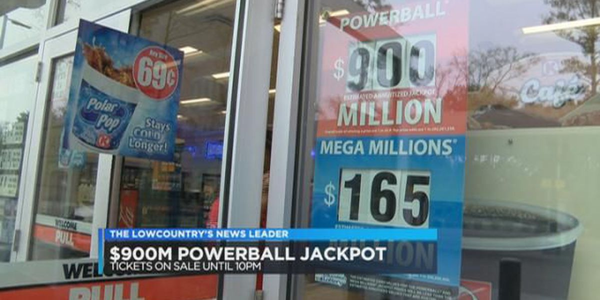$900M Powerball Jackpot brings out first time lottery players