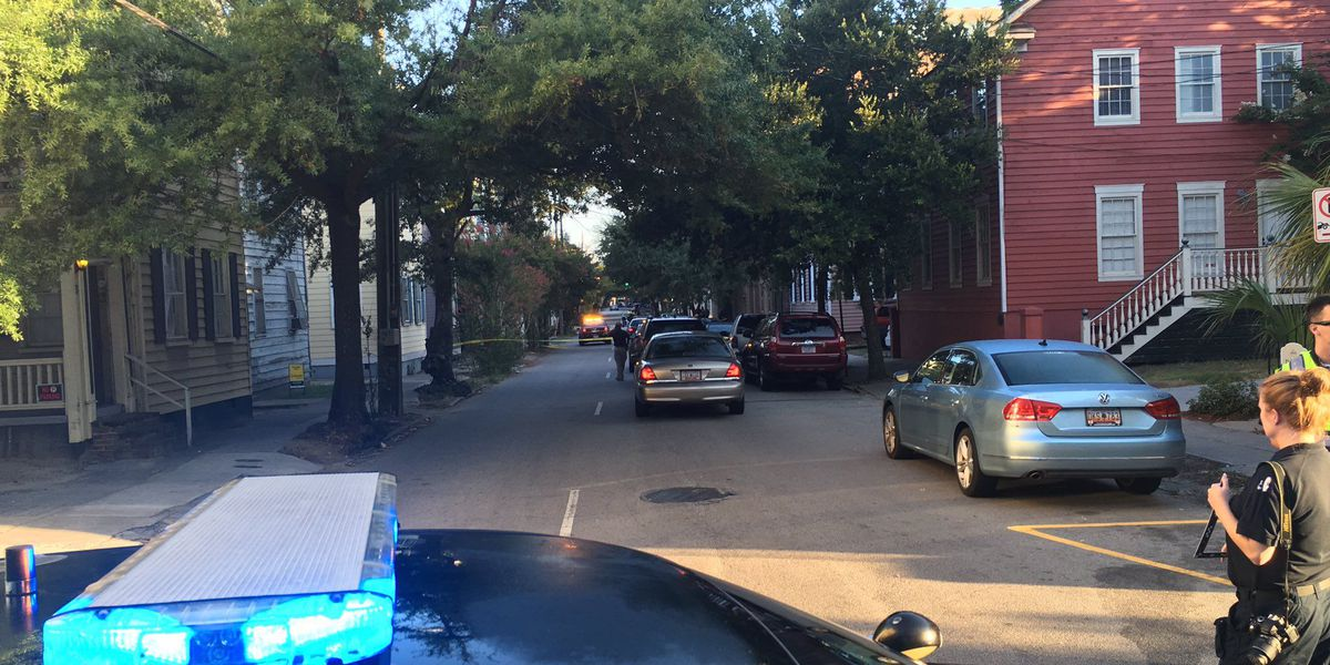 Charleston PD investigators identify suspect in downtown shooting