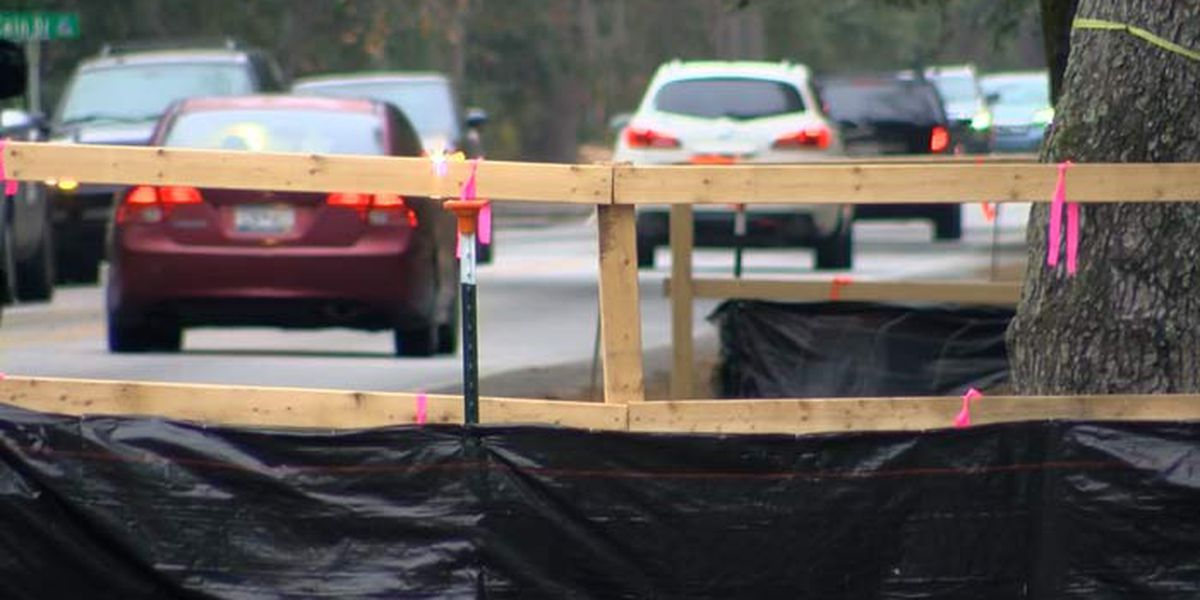 Mt. Pleasant drivers could see traffic delays from gas line project
