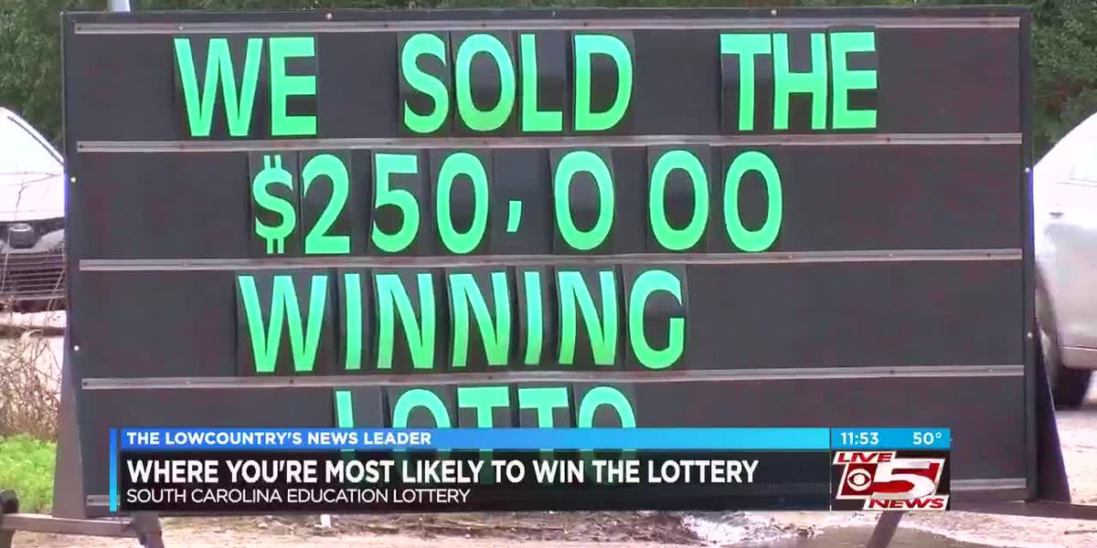 VIDEO: Live 5 Investigates: Where you are most likely to win the lottery