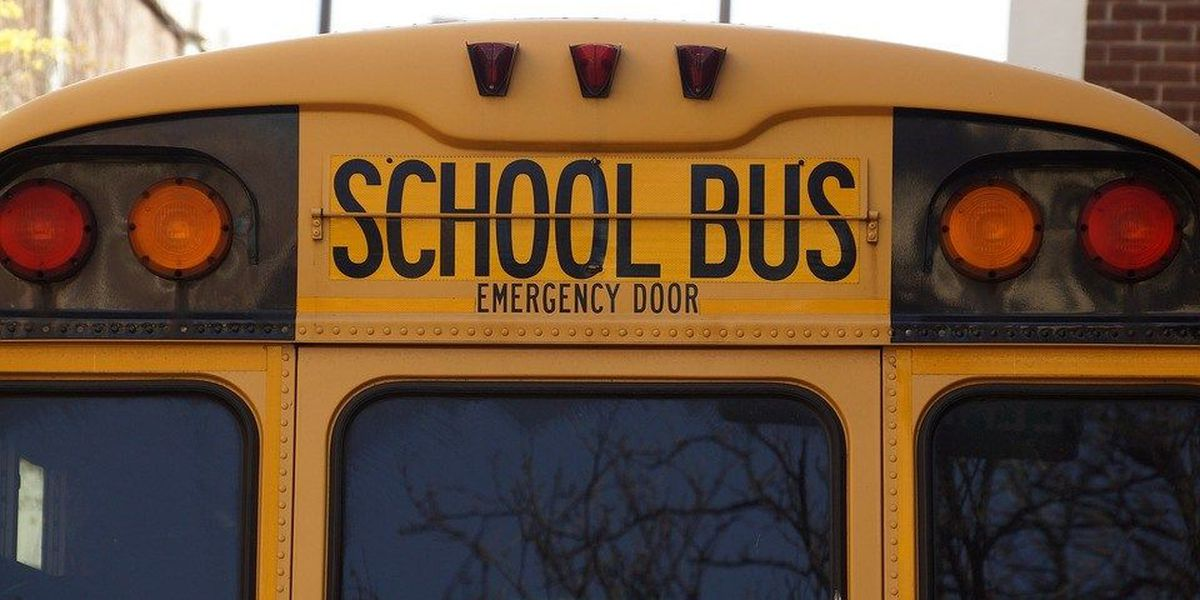 Two local school districts receive buses fueled by propane