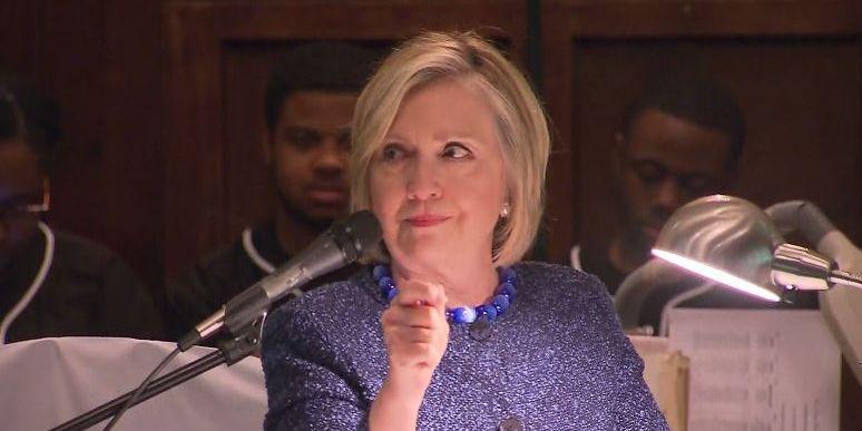 Hillary Clinton says she won't run for president in 2020