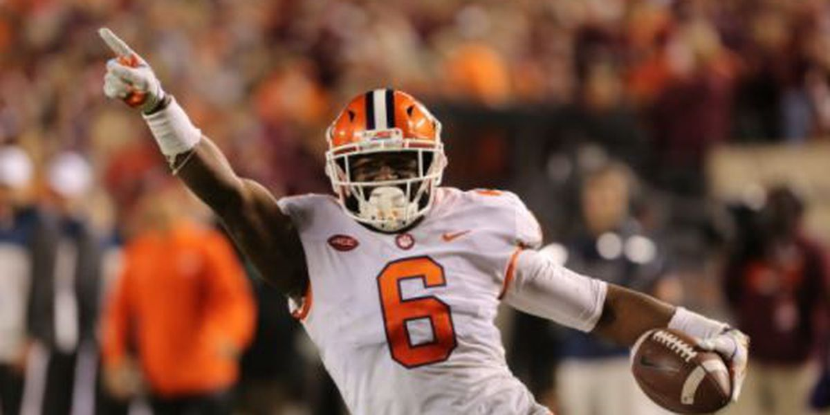 Clemson's O'Daniel picked in 3rd round by Chiefs