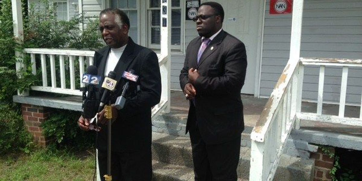 Lowcountry civil rights group takes on illegal guns, claims of police profiling
