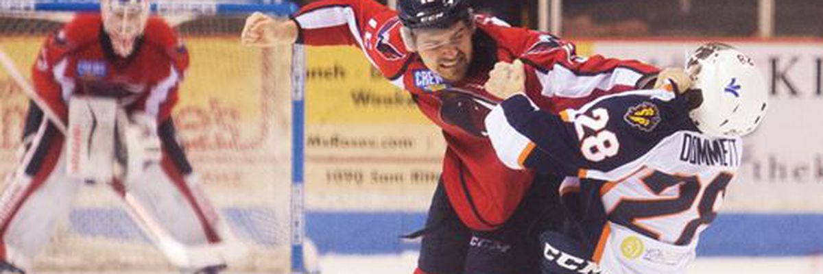 Stingrays Welcome Back Marcus Perrier For 5th Season
