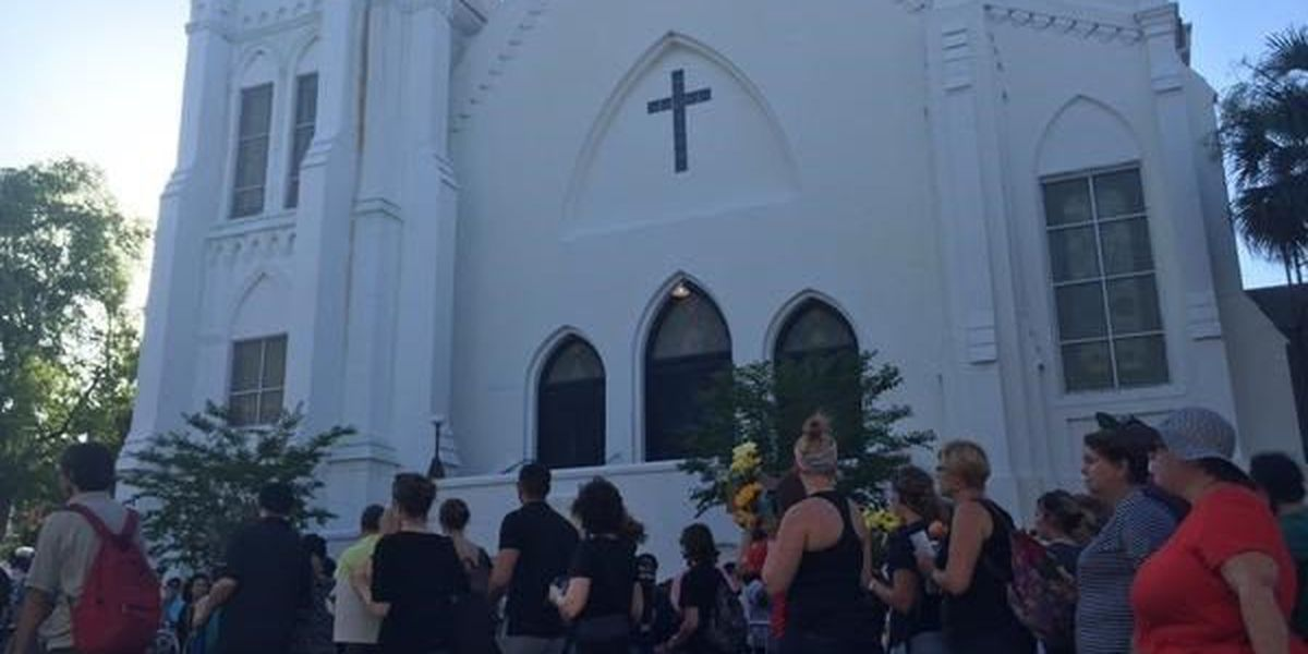 MUSC provides free grief counseling after church shooting