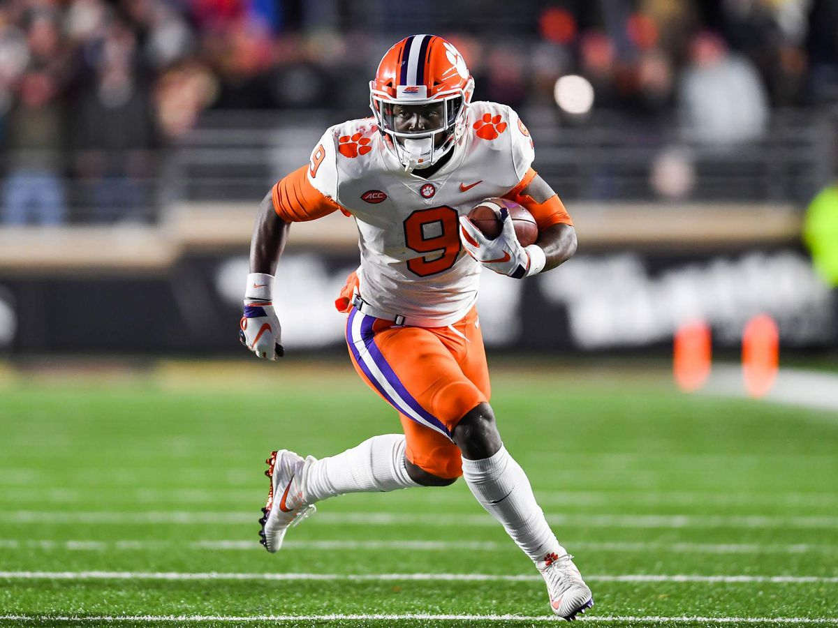 Clemson throwing giant street party for national title game