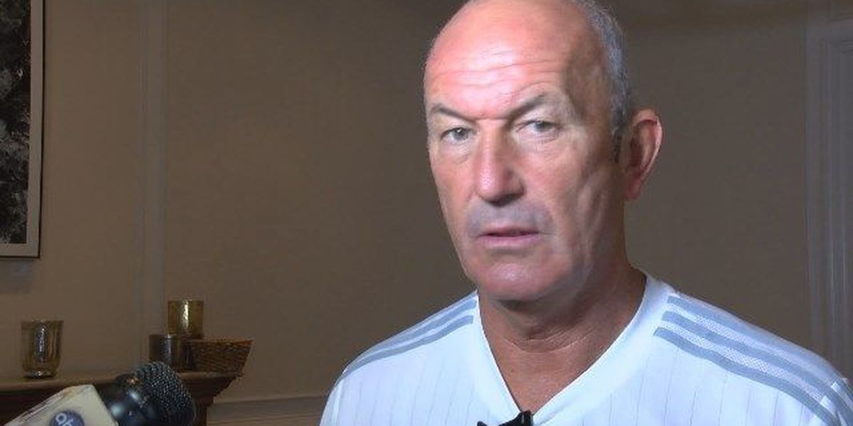 RAW: West Bromwich's Tony Pulis Previews Game Vs Battery