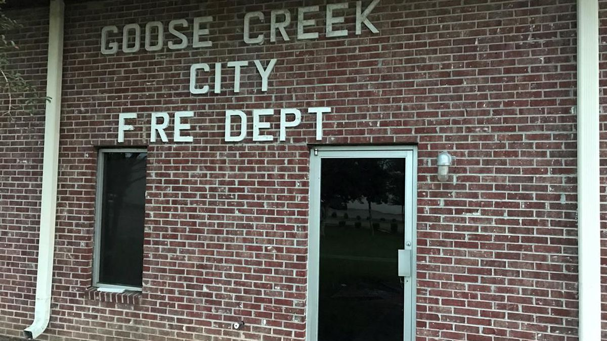 City of Goose Creek hoping to sell old fire department headquarters
