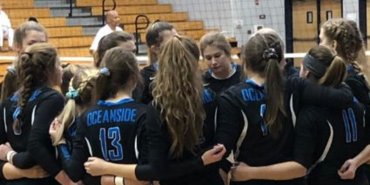 Bishop England's record streak of volleyball titles ends