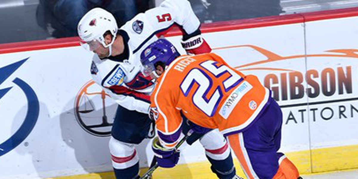 Solar Bears Quiet Rays Offense In Game 3