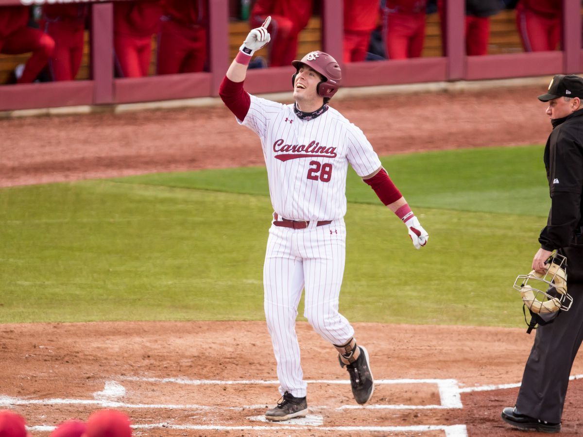 Gamecocks' Clarke Named SEC Co-Player of the Week