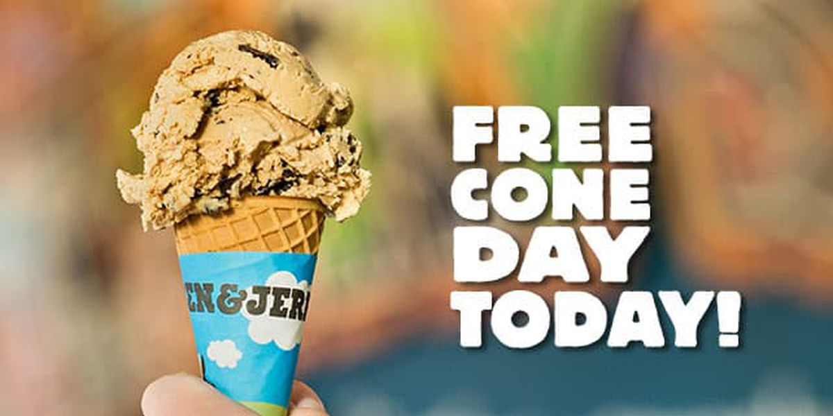 Free Cone Day at Ben & Jerry's to benefit local charity