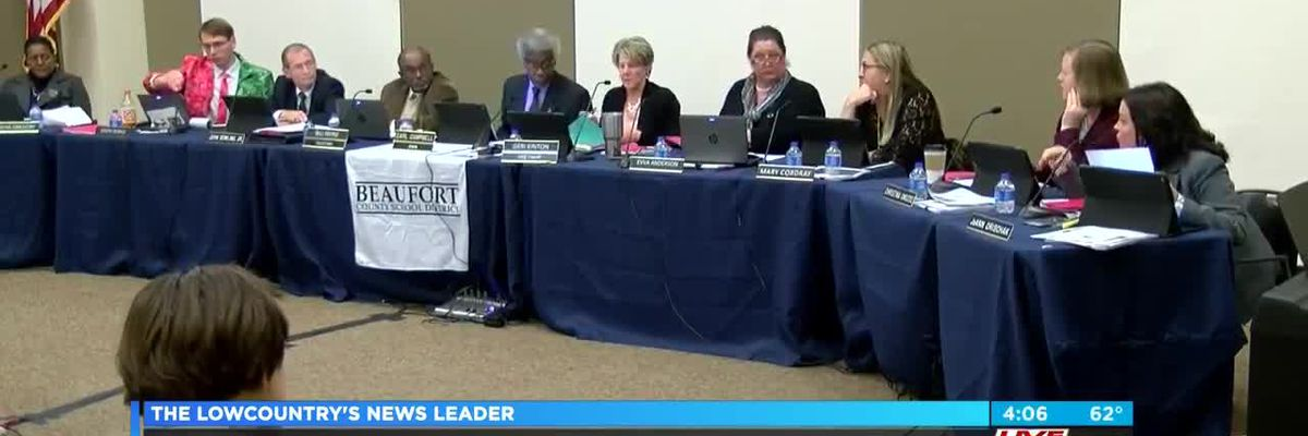 VIDEO: Beaufort Co. school board approves expansions at 2 schools