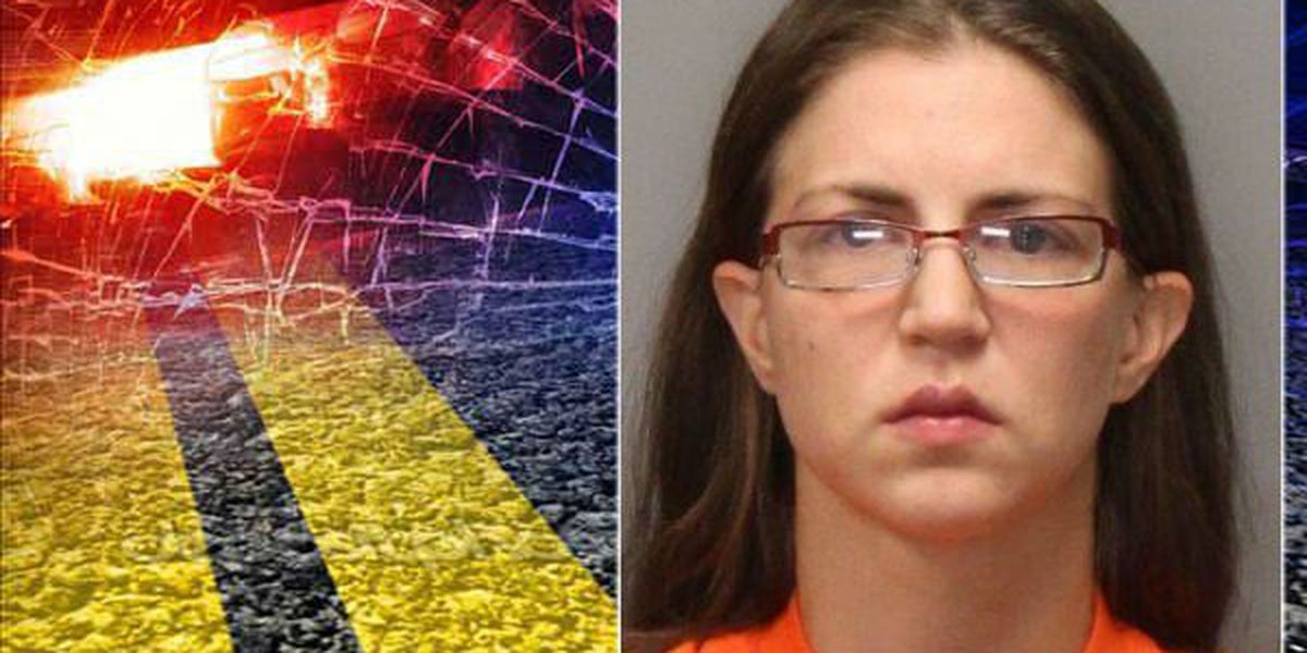 Woman arrested on felony DUI charge after fatal wreck; victim ID'd