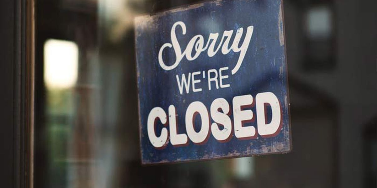 At least 400 Charleston businesses have closed during the COVID-19 pandemic