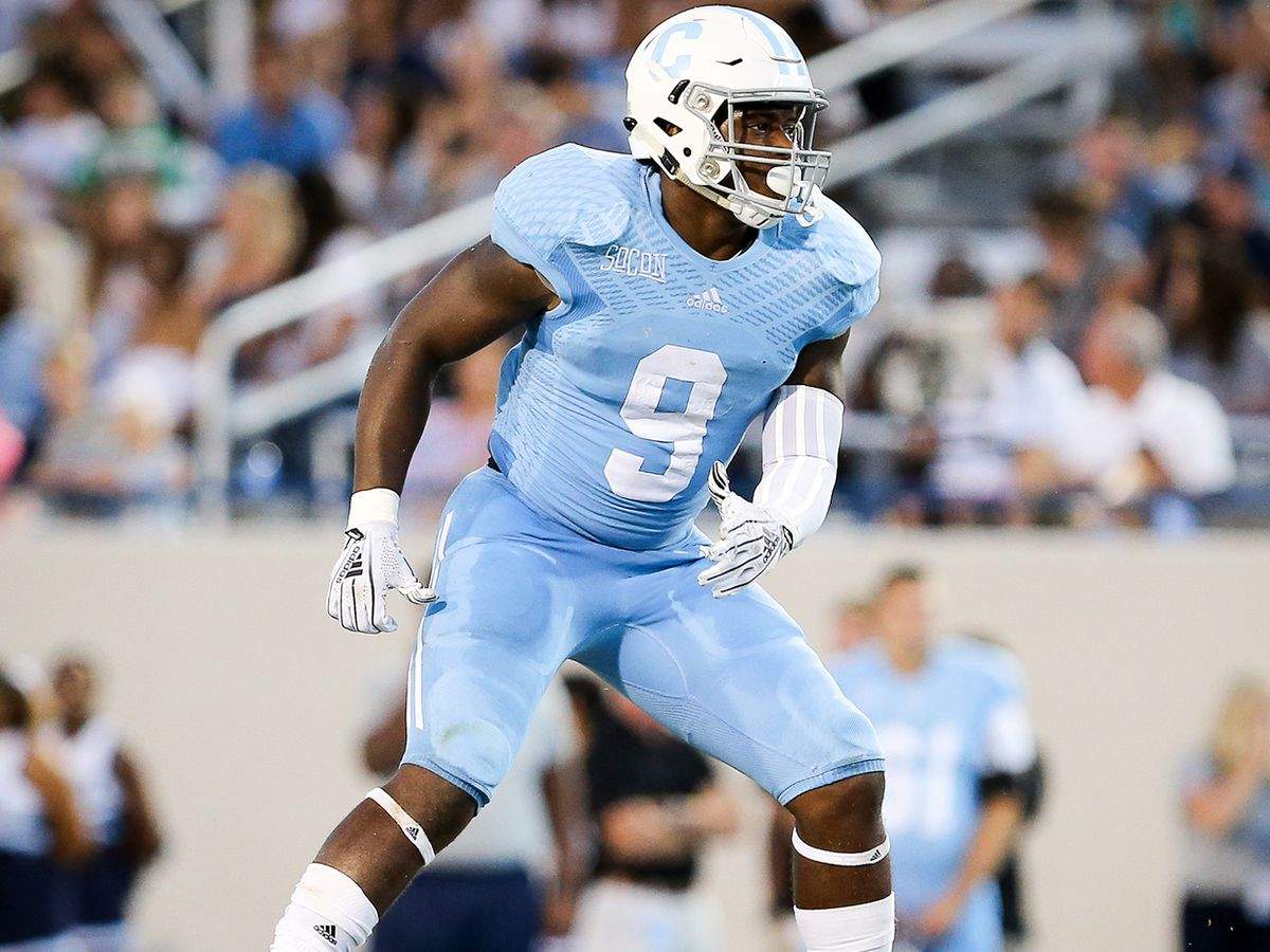 The Citadel's Eubanks Named Preseason Defensive Player of the Year; Bulldogs Picked Fourth