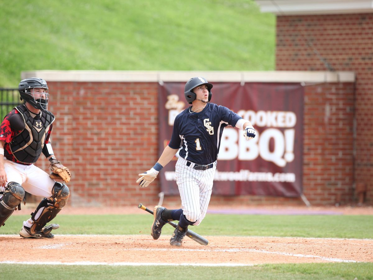 CSU's Ison recognized on the Big South 2010-19 Baseball All-Decade team