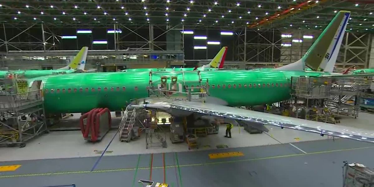 Boeing responds to accusations of negligence at North Charleston Boeing plant, faces lawsuit