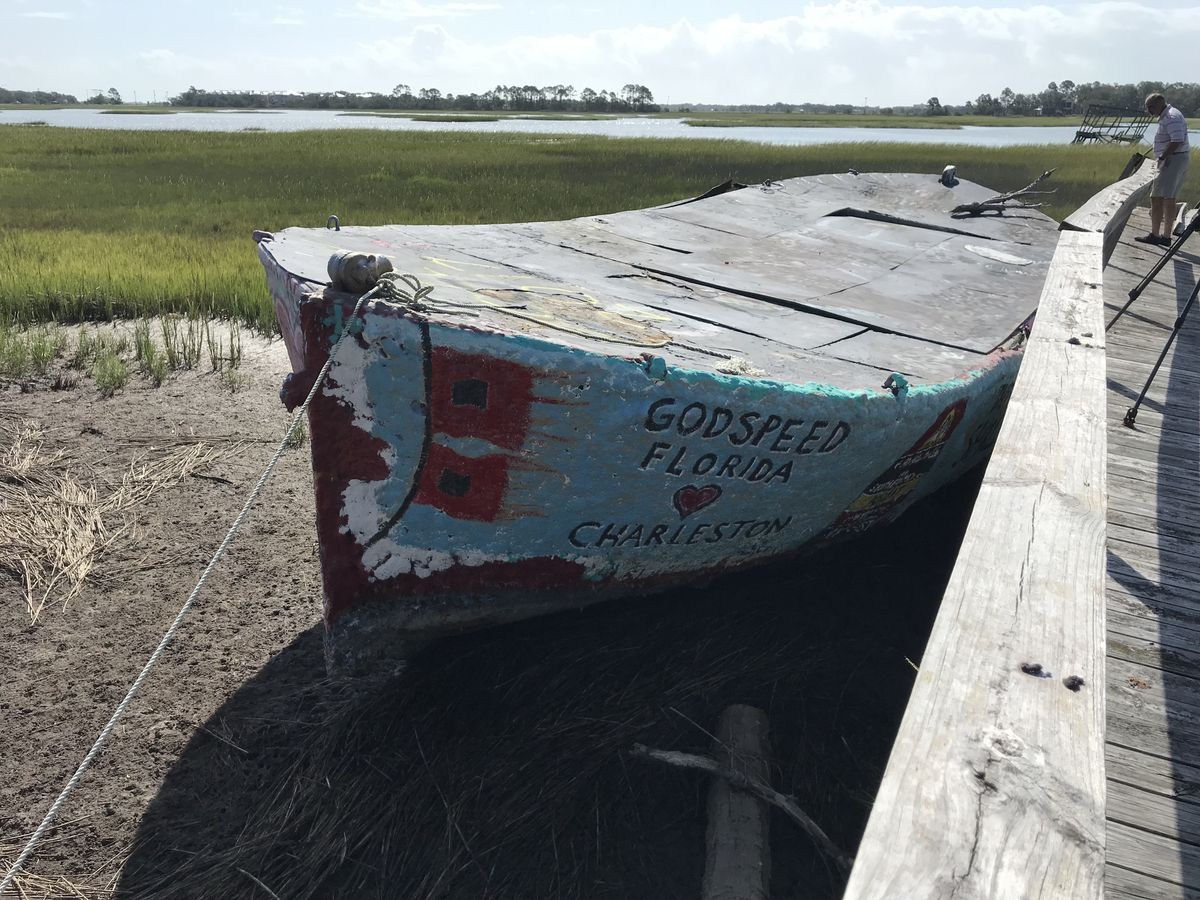 New effort underway to find a new home for iconic Folly Boat