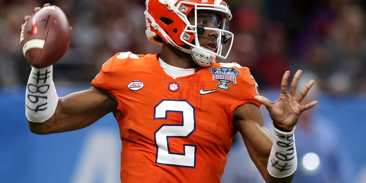 Former Clemson QB Kelly Bryant has 2 visits planned, source says