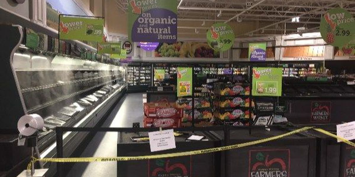 Officials confirm man sprayed feces, E. Coli on produce at West Ashley Harris Teeter