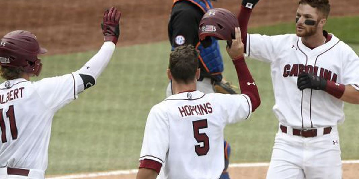 Gamecocks Even Florida Series with Offensive Outburst, Masterpiece from Morris