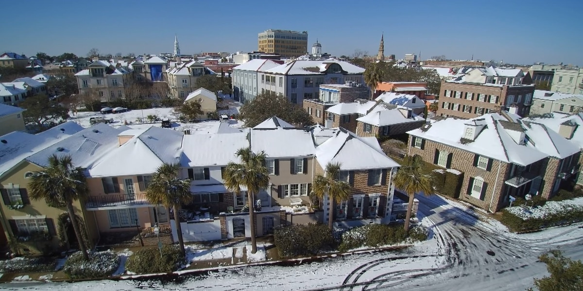 Power grid expert gives South Carolina a 'C' in winter weather preparedness