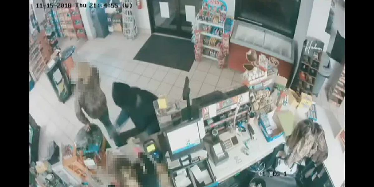 Video, audio released of Georgetown convenience store armed robbery