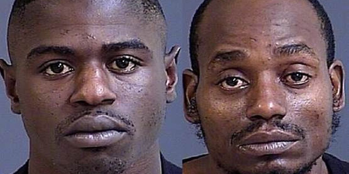 Police: Two men facing charges after being found with gun, drugs at Mount Pleasant hotel