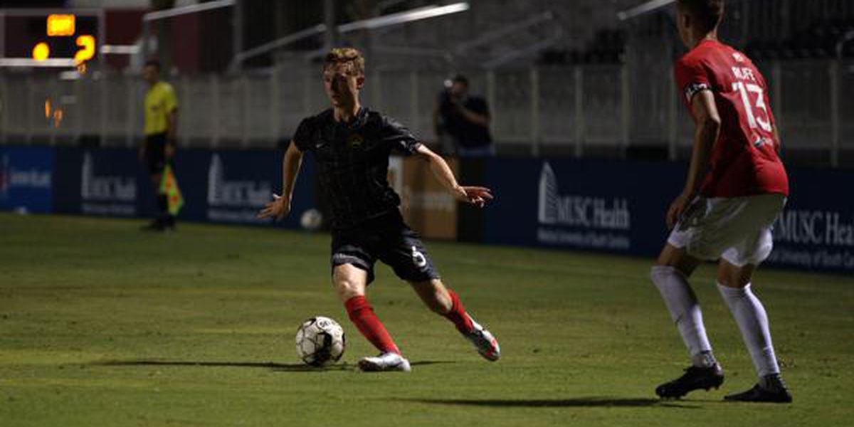 Charleston Battery Fall to Birmingham FC