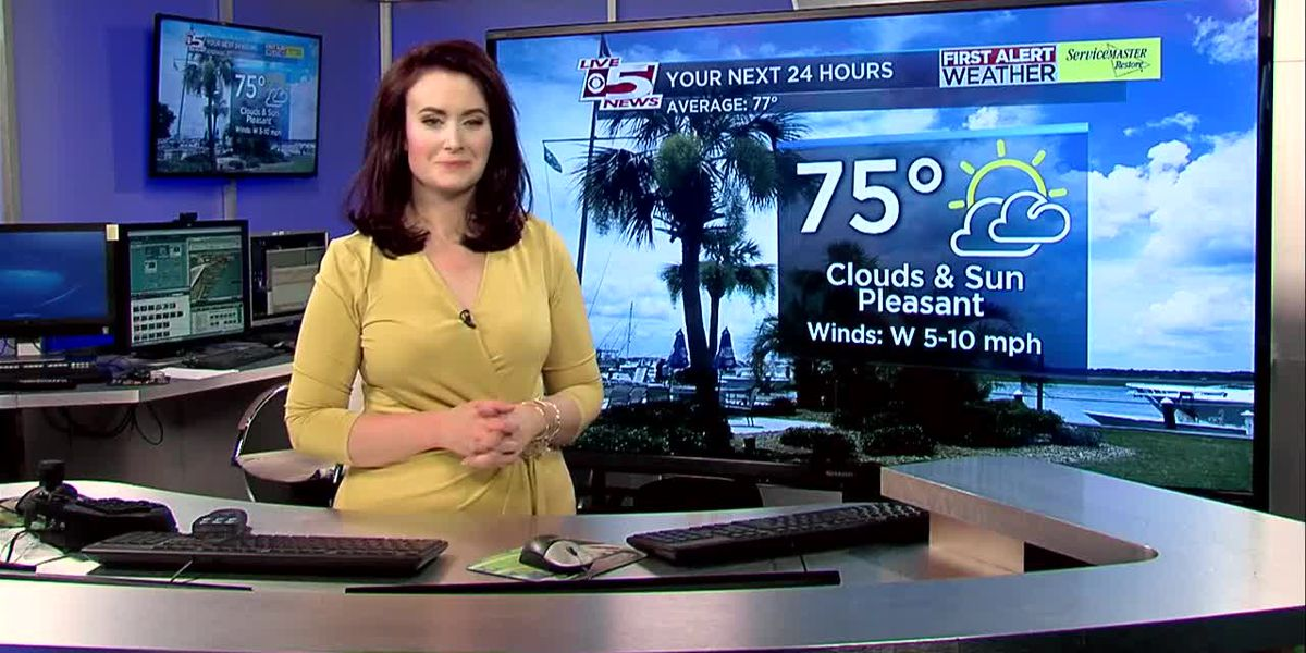 VIDEO: Your Sunday morning forecast