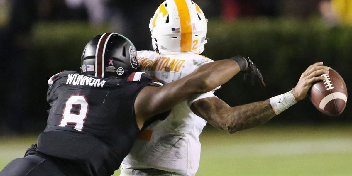 USC's Wonnum Brothers Earn SEC Player of the Week Honors